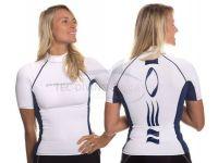 fourth element HYDROSKIN Rash Guard Short Sleeve - Ladies