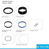 Ersatzteile SI TECH Quick Glove